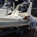 rubberboot reparatie